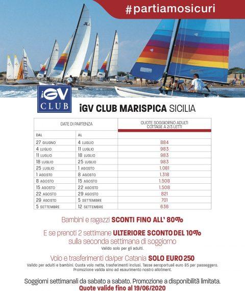 iGV CLUB MARISPICA SICILIA