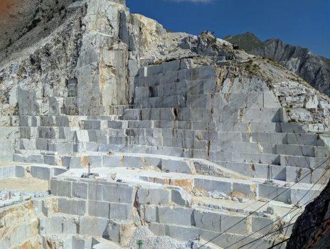Visita alle Cave di Marmo di Carrara