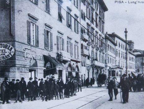 WEEK-END À PISE DANS UN HÔTEL DE CHARME PARMI LES PLUS ANCIENS D'ITALIE