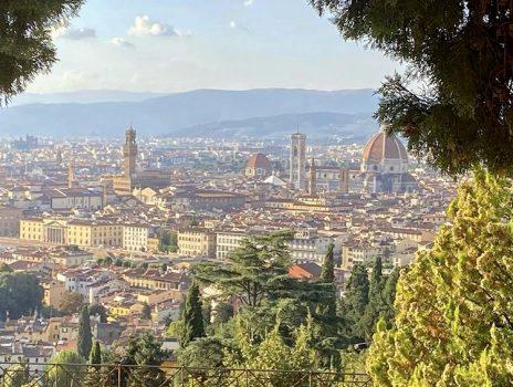 Passeggiata a Firenze in compagnia della guida Patrizia