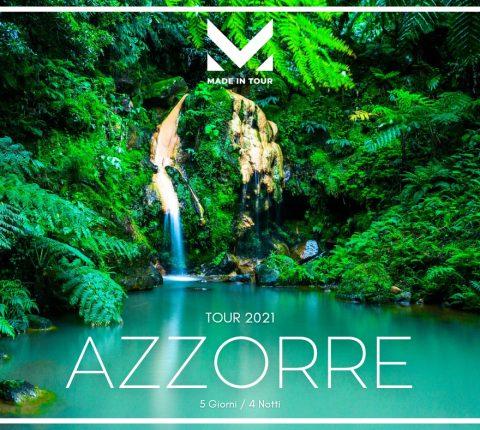 AZZORRE TOUR 2021